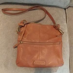 Soft Leather Lucky Brand bag